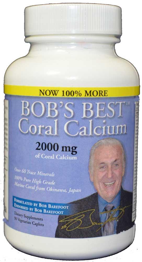 Bobs Best Coral Calcium 2000